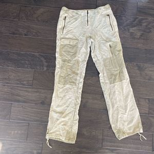 Women's Express Cargo Khaki Pants